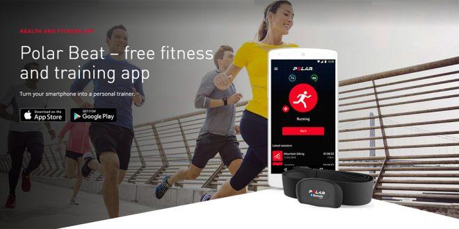 Polar Beat Free Training & Exercise App