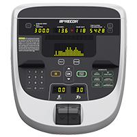 PRECOR P30 Cardio Console