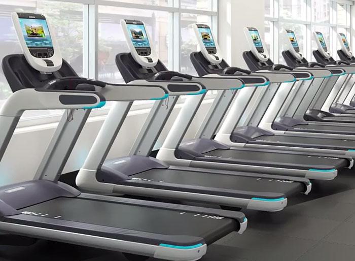 Precor Experience Series Treadmill
