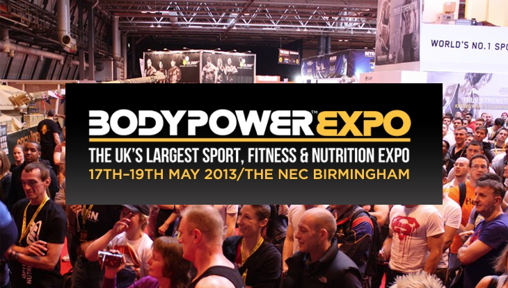 BodyPower 2013 - NEC Birmingham