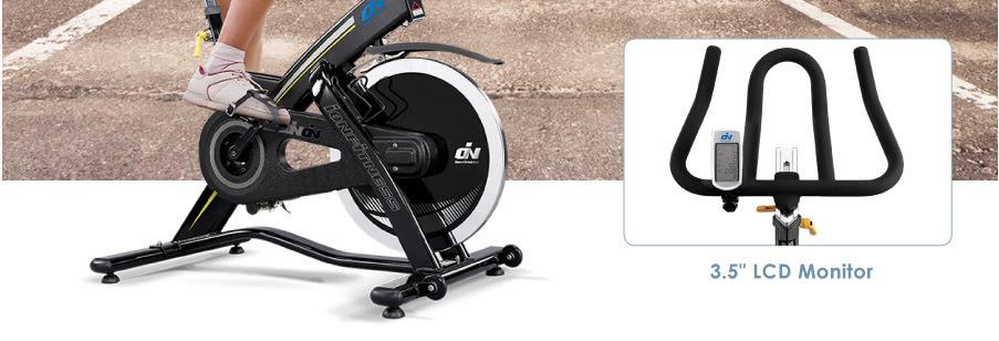 Panatta Spin Bike iS360 - Monitor