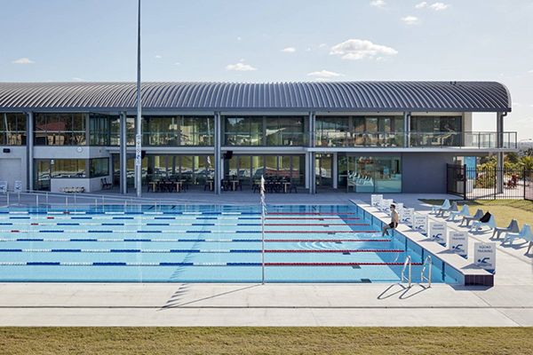 Parkinson Aquatic Centre - Swimming Pool Area