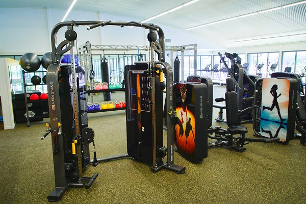 Parkinson Aquatic Centre - Synergy Fitness Equipment - Pin Loaded Strength Machines