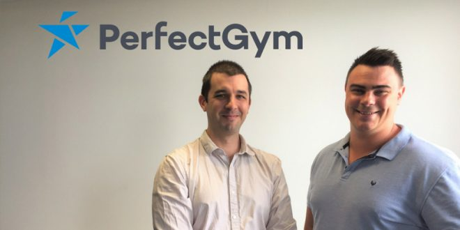 Perfect Gym Solutions - New Team Member Steve Paton