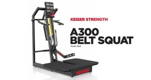 Performance Equipment Feature- The Keiser A300 Belt Squat