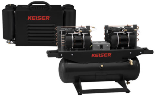 Performance Equipment Feature- The Keiser A300 Belt Squat - Compressors