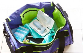 PeriCoach in your gym bag