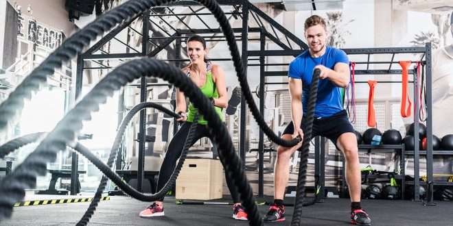 Personal Trainers Intrinsic Exercisers