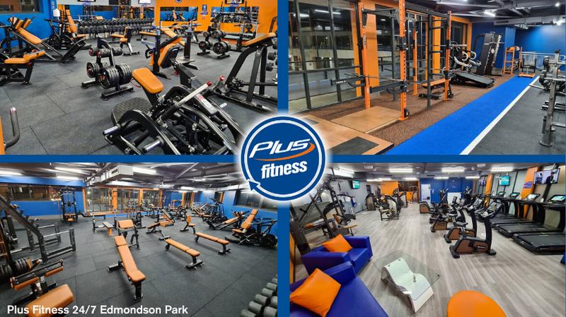 Plus Fitness 24:7 Edmondson Park
