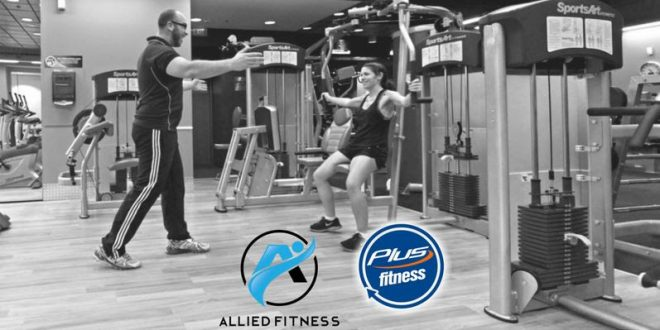 Plus Fitness Initiative Sets New Standard In Gym Services