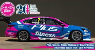 Plus Fitness & Nissan - Raising Awareness & Funds For Breast Cancer
