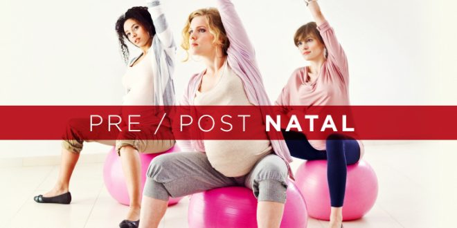 Pre & Postnatal: Exercise Myths and Tips by Jen Dugard