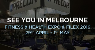 Precor Reveal Whats New at Fitness Expo 2016