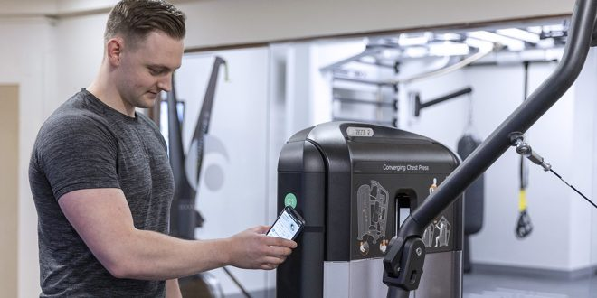 Precor & Sony Pilot New Smart Gym Solution