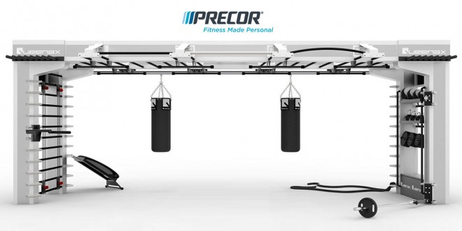 Precor - Fitness Made Easy - Queenax Functional