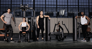 Precor - New Resolute Pin-Selected Strength Equipment