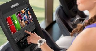 Precor - Personalised Entertainment Experience