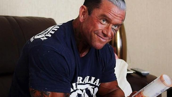 steroids roid rage myth