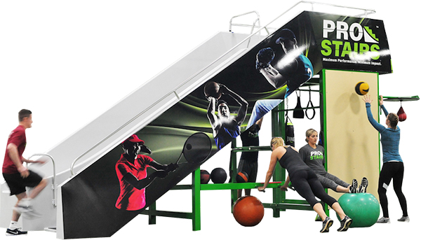 ProStairs - Great for circuit and small group training