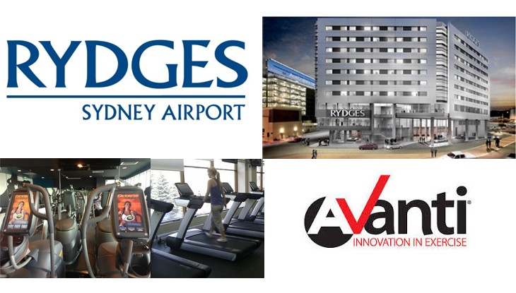 Rydges Sydney International Choose Avanti