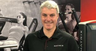 Richard Derbyshire Joins Matrix Fitness Australia