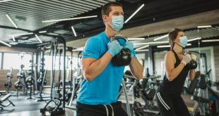 Risk Of Infection In A Gym Less Than 1 In A Million