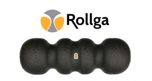 The Rollga Soft Foam Roller