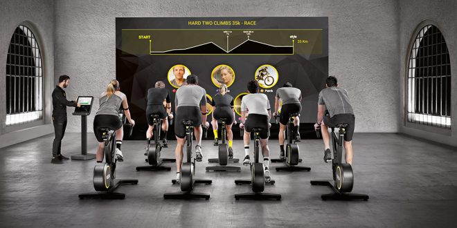SKILLBIKE To Challenge The Outdoor Experience In An Indoor Environment
