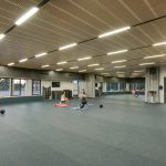 Somerset College Sports Precinct - Group Fitness Workout Area