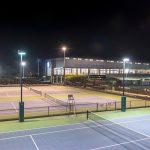 Somerset College Sports Precinct - Tennis Courts