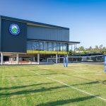 Somerset College Sports Precinct - Volleyball Courts
