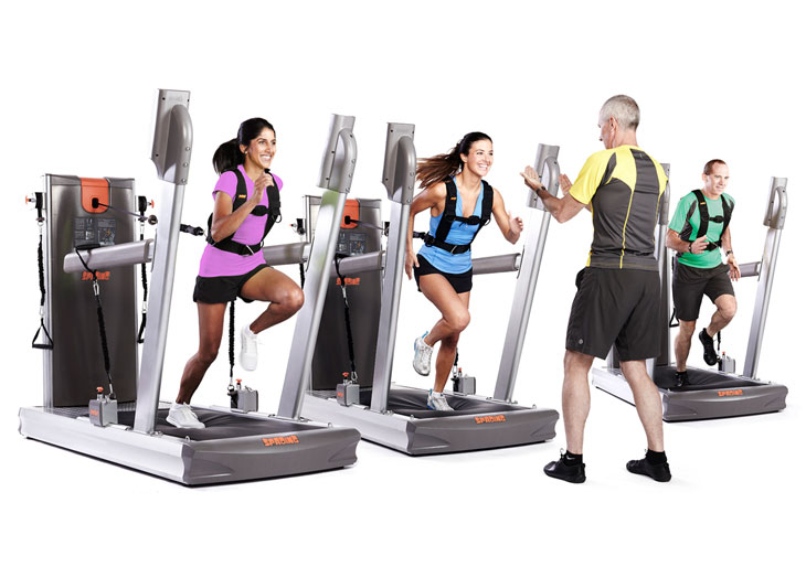 SPROING - The Treadmill Reinvented