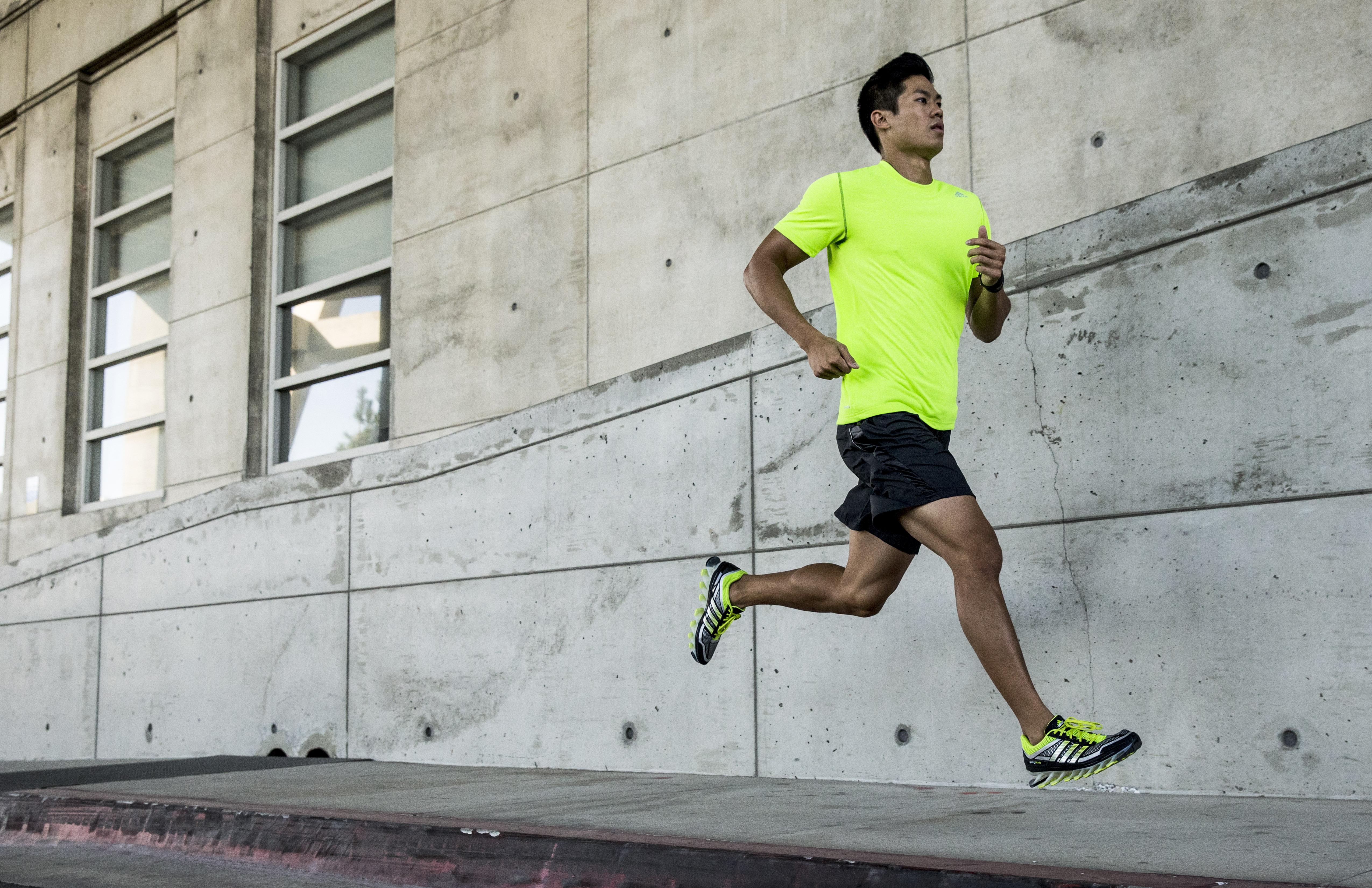 adidas Springblade Schuhe für Männer kommerzielle Fitnessgeräte