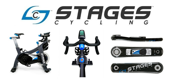 STAGES CYCLING - Available Now from EYE Fitness
