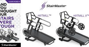 StairMaster HIITMILL & HIITMILL X