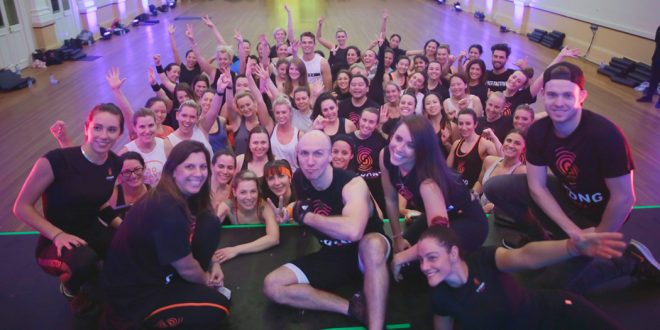 STRONG by ZUMBA - The new HIIT group fitness class
