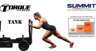 Summit Fitness Equipment brings you TANK