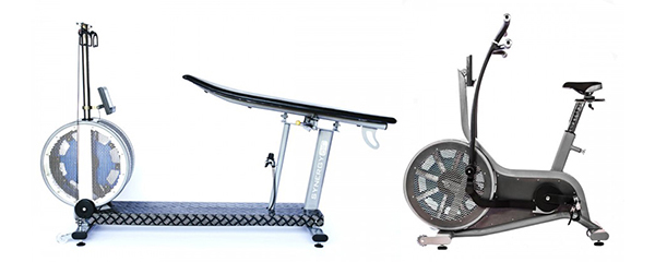 The Synergy Air Range from Synergy Fitness