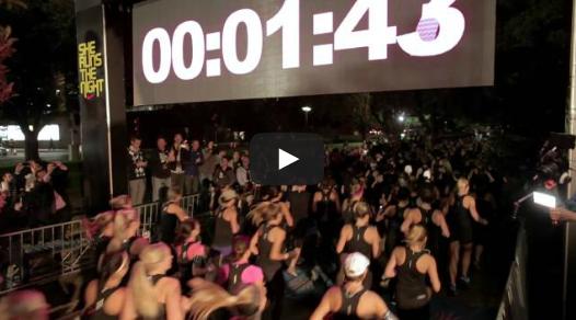 Nike – She Runs The Night 2013