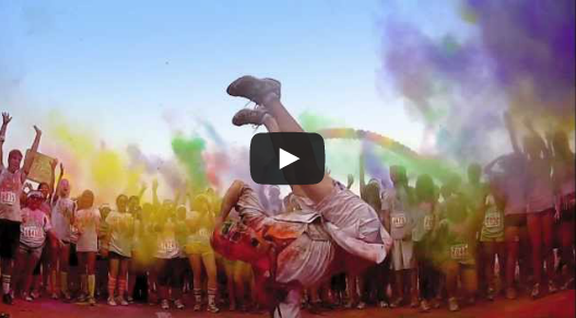 The Color Run™ – Be a Color Runner™