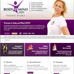 AusWebDesign - Body & Mind 2000