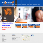 AusWebDesign - Reinvigr8 Health & Fitness