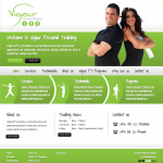 AusWebDesign - Vigour Personal Training