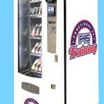 Worldwide Vending - F45 Fitness Small Gym Vending Machine