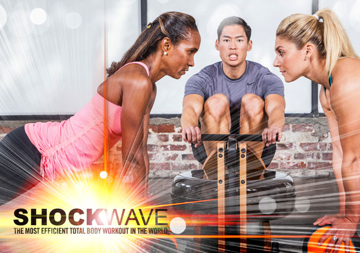 ShockWave Group Fitness Promo Video