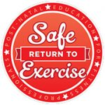 So You Want To Work With Mums - Safe To Return To Exercise