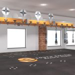 South Pacific Health Club - St Kilda - Altitude Training Workout Space