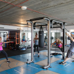 South Pacific Health Club - St Kilda - Group Session