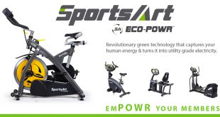 SportsArt Eco-Powr - Electricity From You!