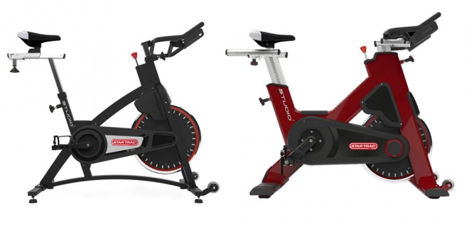 Star Trac Studio Series - Available from Summit Fitness